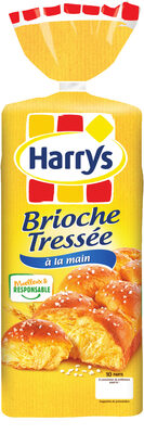 Brioche tressée - Prodotto - fr