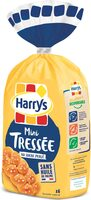 Harrys brioche mini tressee nature au sucre perle - Product - fr