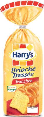 Brioche Tressée Tranchée - Product - fr