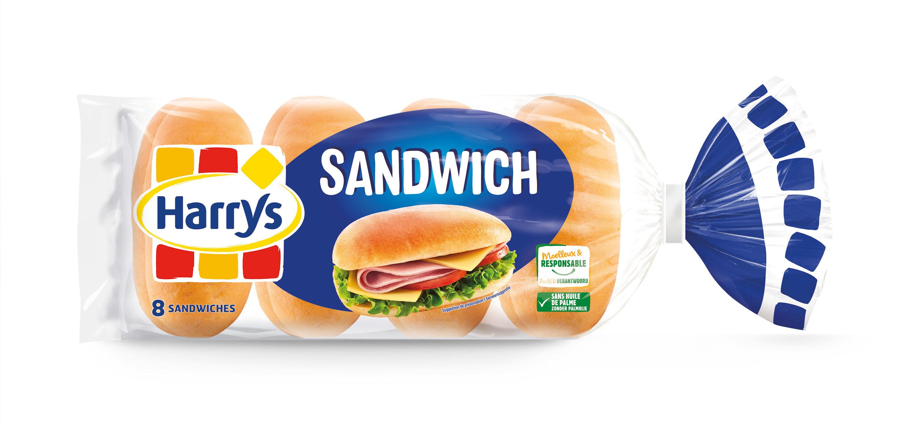 Sandwich au lait - Prodotto - fr