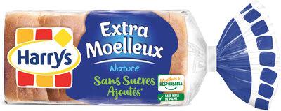 Pain Extra Moelleux nature sans sucres ajoutés - Product - fr