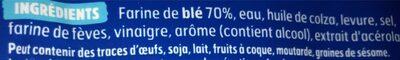 Pain Extra Moelleux nature sans sucres ajoutés - Ingrediënten - fr