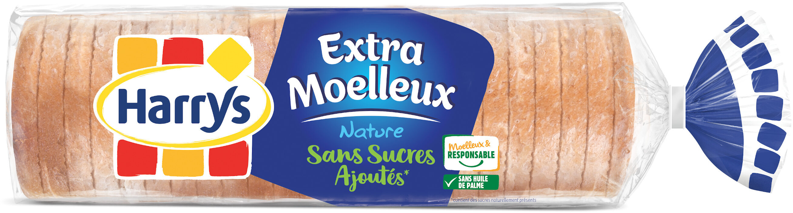 Pain EM nature sans sucres ajoutés - Produkt - fr