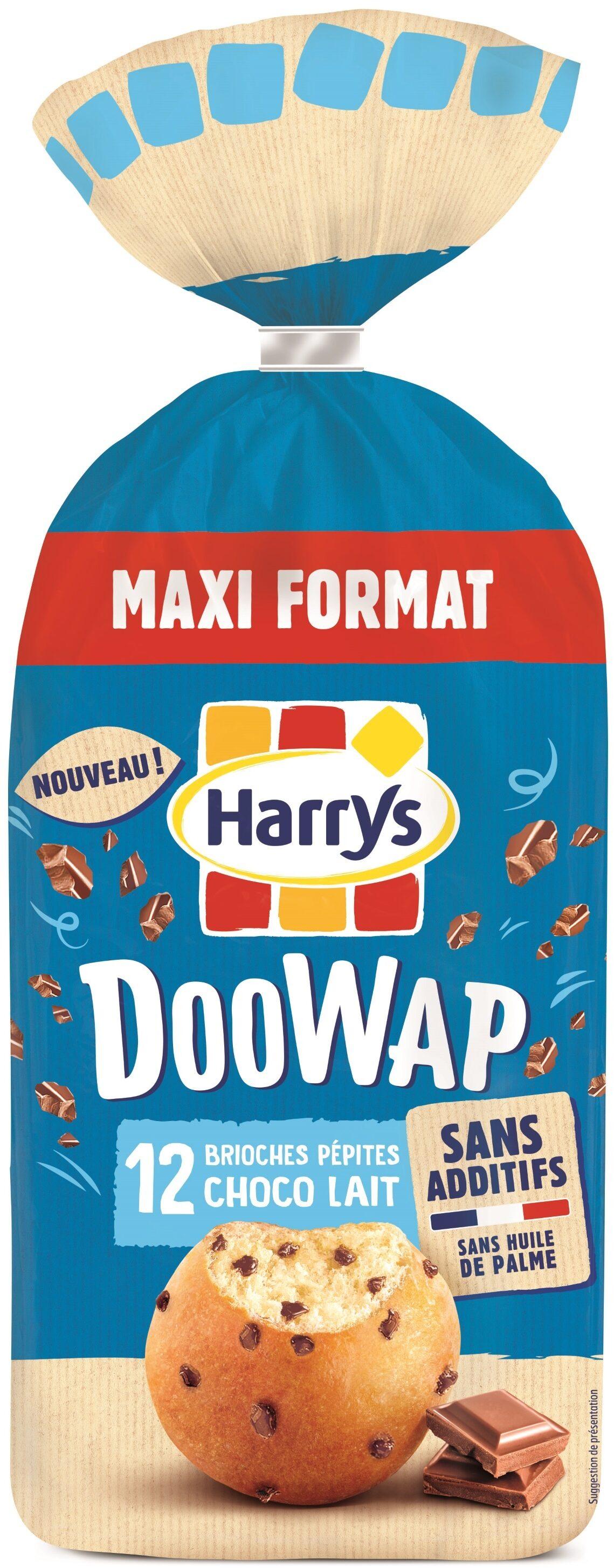 DooWap pépites chocolait ss additif - Produit