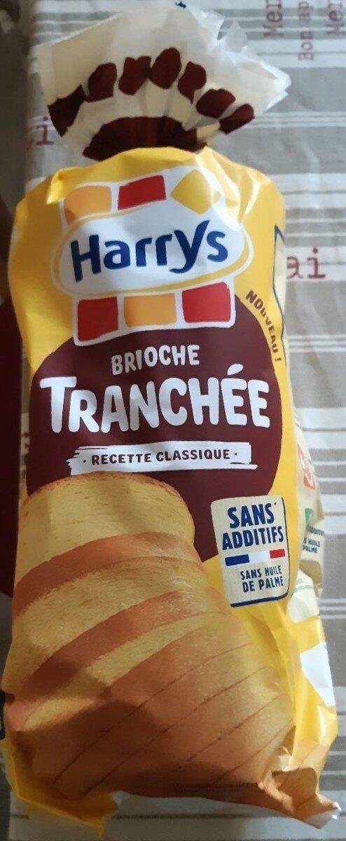 Brioche tranchée nature ss additifs - Produit - fr