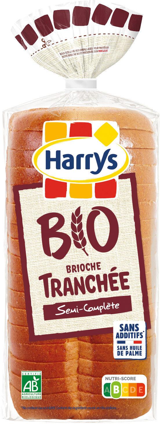Harrys brioche tranchee bio - Prodotto - fr