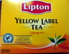 Yellow Label Tea - Product