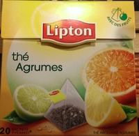 Thé Agrumes - Product