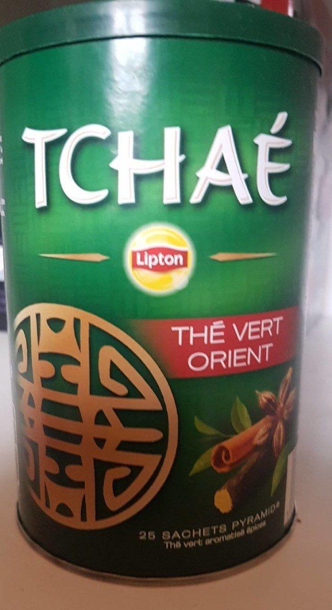 Thé vert d'Orient - Product