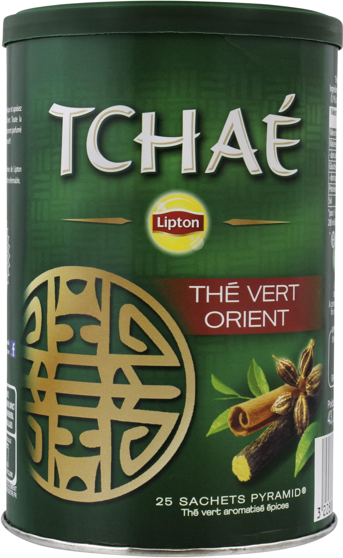 Lipton Tchaé Thé Vert Orient 25 Sachets - Produkt - fr