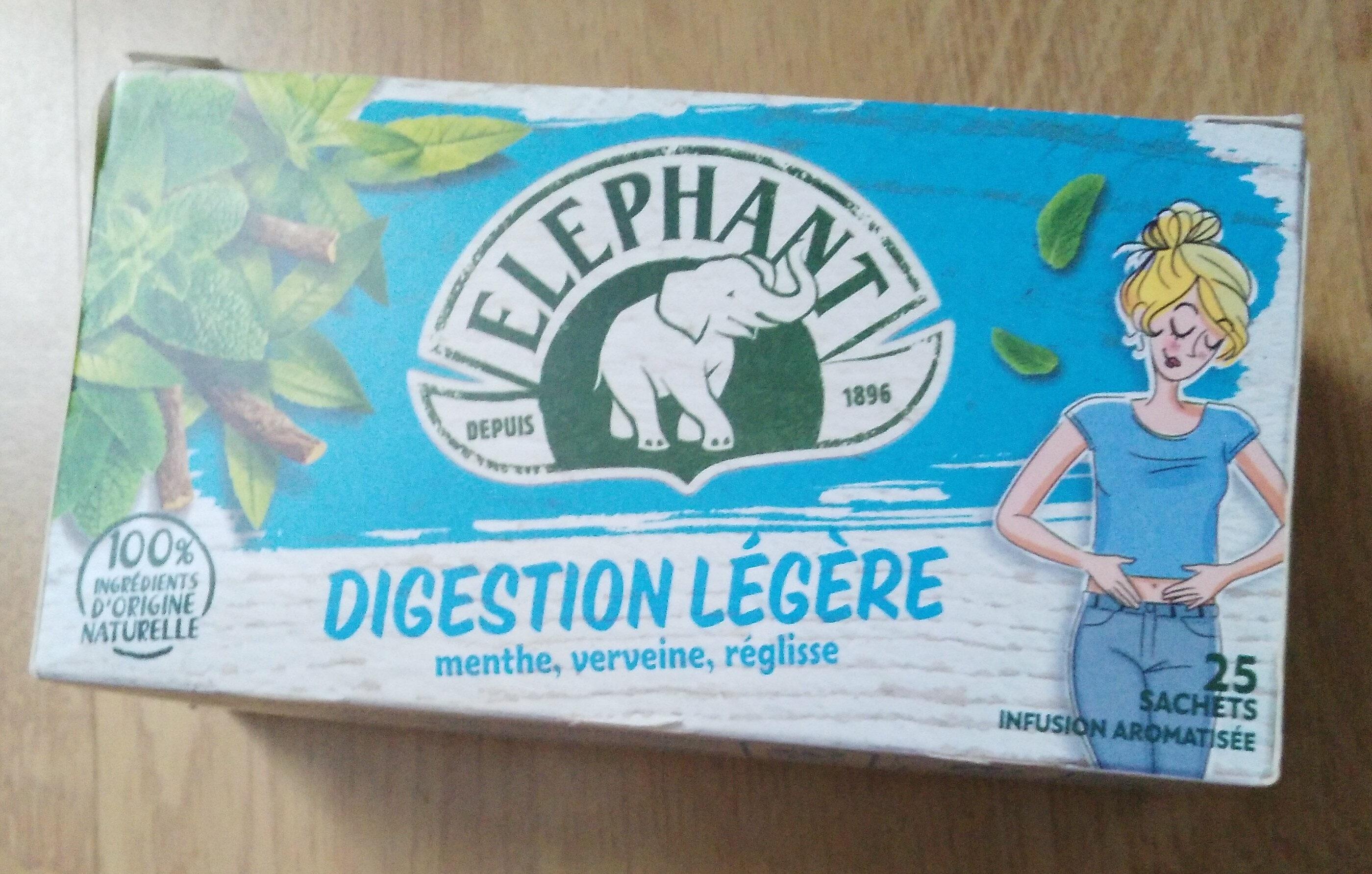 Infusion Digestion Légère - Product