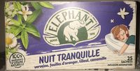 Nuit tranquille - Product