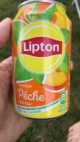 Ice Tea pêche - Product - fr