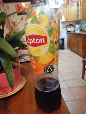 Lipton Ice Tea saveur Pêche - Produit - fr