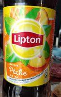 Ice Tea saveur Pêche - Produit