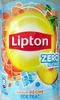 Lipton Ice Tea Saveur Pêche Zéro Sucres 1,5 L - Product