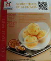Sorbet fruits de la passion - Prodotto - fr
