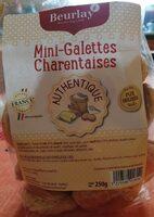 Mini galettes charentaises - Product