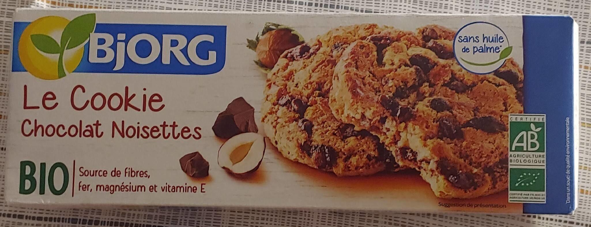 Le Cookie chocolat noisette - Product - fr