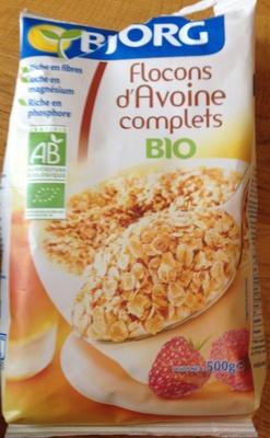 Flocons d'avoine complète bio - Product