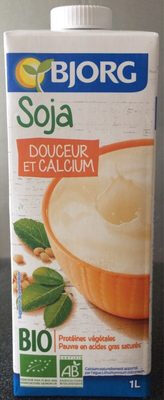 Soja Douceur Et Calcium Bio - Product - en