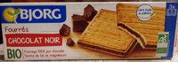 Fourrés Chocolat noir - Product - fr