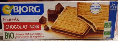 Fourrés Chocolat noir - Product