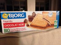 Fourrés Chocolat noir BIO - Product - fr