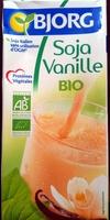 Soja Vanille Bio - Produit
