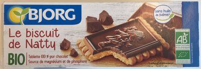 Le biscuit de Natty - Produit - fr