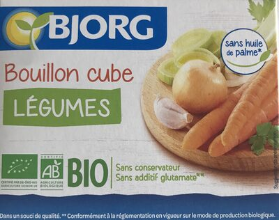 Bouillon cube légumes - Product