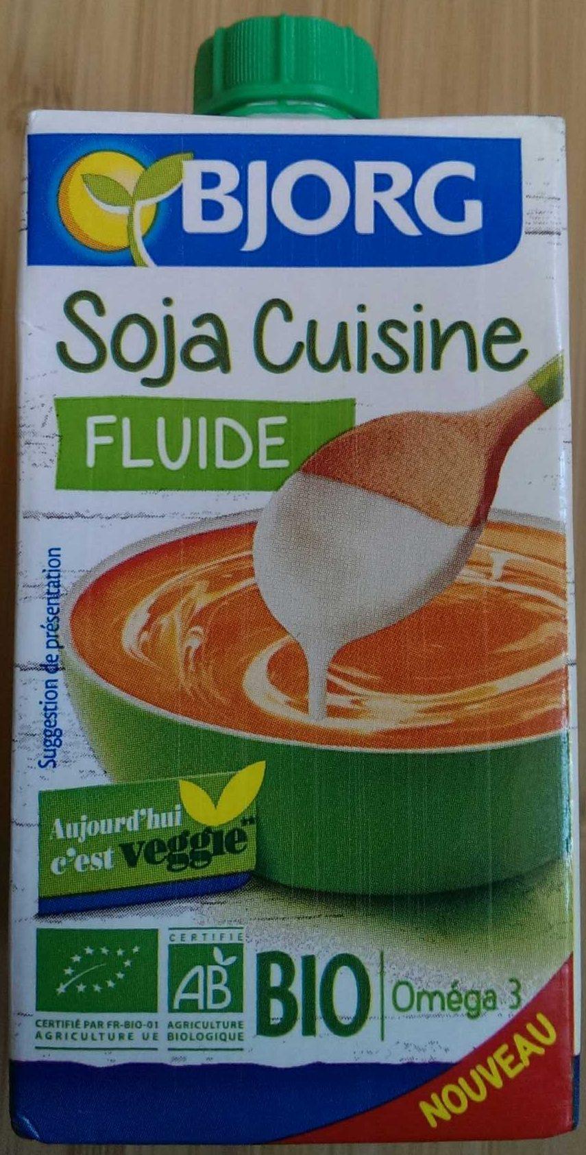 Soja cuisine bio bjorg 250 ml for Soja cuisine bjorg