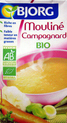 Soupe Mouliné Campagnard Bio - Product - fr