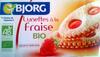 Lunettes à la fraise bio - Product