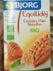 Equilidej Céréales Miel Noisettes - Product