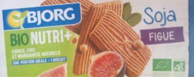 Soja Figue Bio - Product