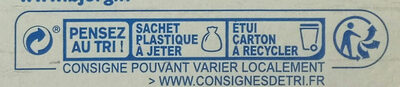 Biscuits Soja Figue - Instruction de recyclage et/ou informations d'emballage - fr