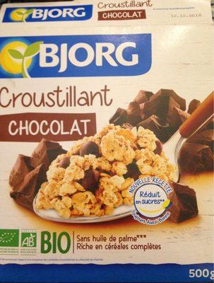Croustillant chocolat - Produit