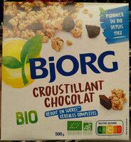 Croustillant chocolat - Prodotto - fr