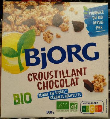 Croustillant chocolat - Produkt - fr