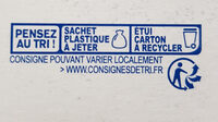 Croustillant chocolat - Recycling instructions and/or packaging information - fr