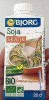 Soja Gratin Bio - Product - fr