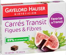 Carré transit figues et fibres - Product