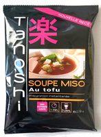 Soupe Miso au Tofu - Product