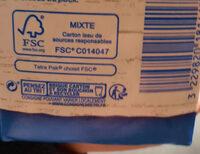 Boisson épeautre sans sucres ajoutés - Instruction de recyclage et/ou informations d'emballage - fr