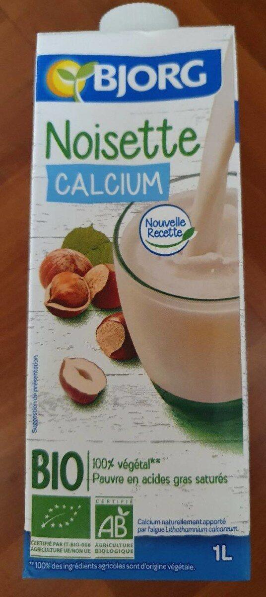 Boisson noisettes calcium - Product - en