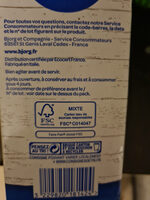 Boisson noisettes calcium - Recycling instructions and/or packaging information - fr