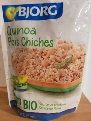 Quinoa pois chiches - Product - fr