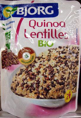 Quinoa Lentilles - Product - fr