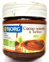 Cacao Noisette à Tartiner bio - Prodotto - fr
